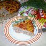 Мясная запеканка с гречкой и цветной капустой, «махеевъ», россия