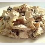 Салаты из грибов