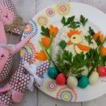 Салат «пасхальное яйцо» #пасха
